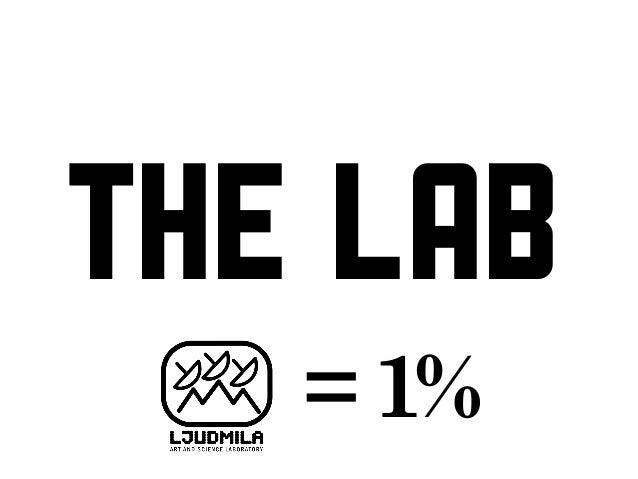 = 1% the LAB