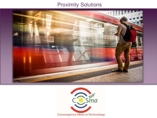 Proximity Solutions