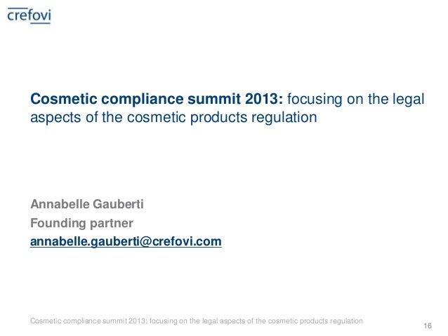 European Cosmetics Regulation Services - Intertek