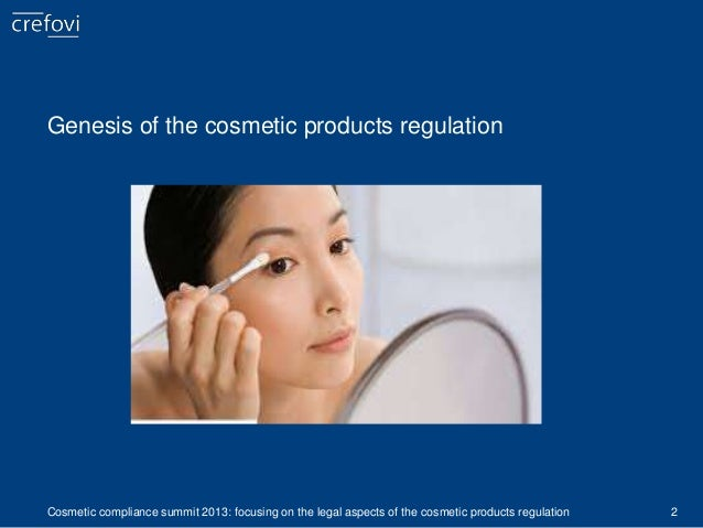 Cosmetics Regulation – laws for safe cosmetics products ...