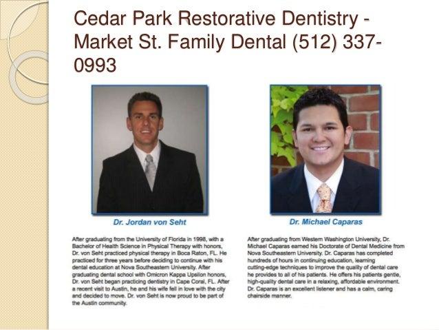 Cedar Park Dentists - Market St  Family Dental (512) 337-0993