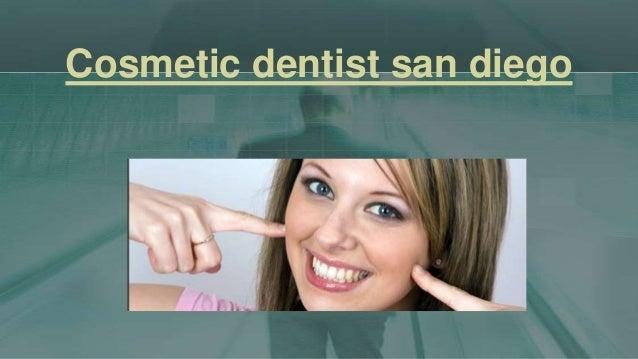 Cosmetic dentist san_diego Slide 3