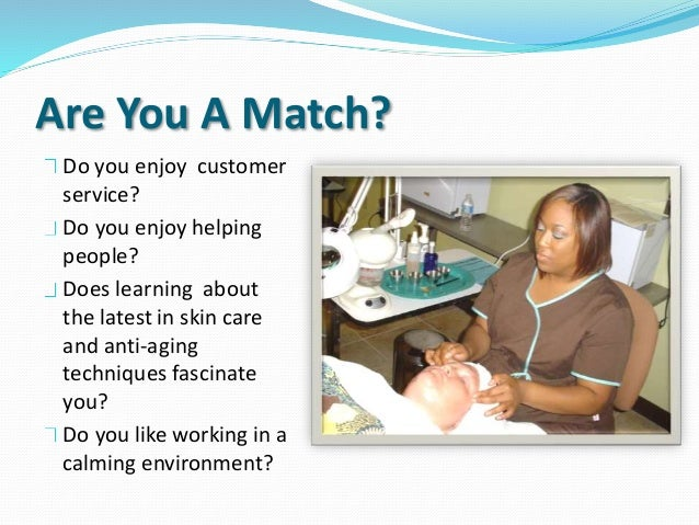 Esthetician Power Point