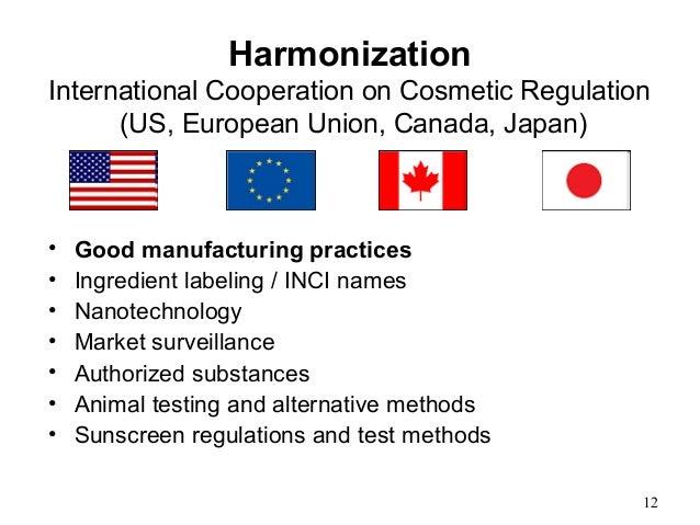 US Cosmetics Regulatory Compliance Services - Intertek