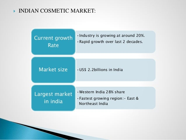 cosmetic industry analysis Cosmetics market research reports & industry analysis the cosmetics companies manufacture personal care products using natural, herbal and chemical materials purchased from suppliers these raw materials are tested in plants and laboratories to develop formulas for substances that enhance personal beauty.