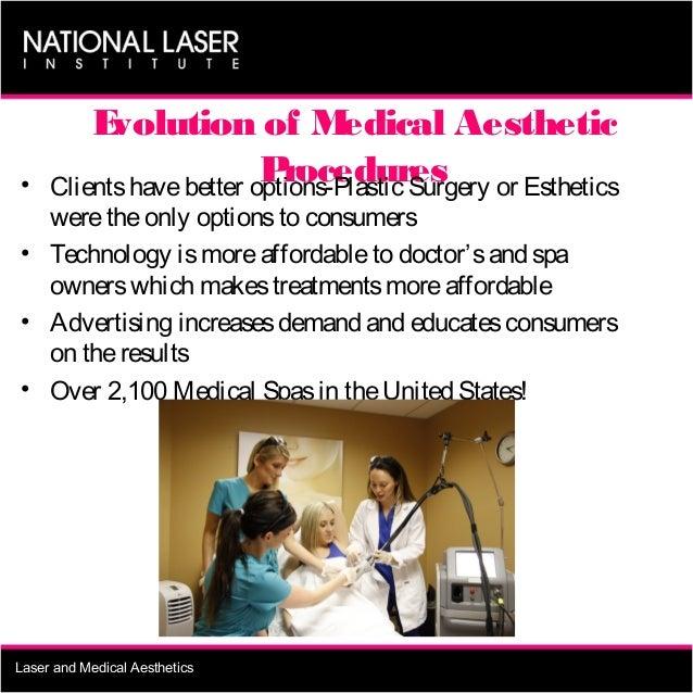 Cosmetic Laser Training Careers!