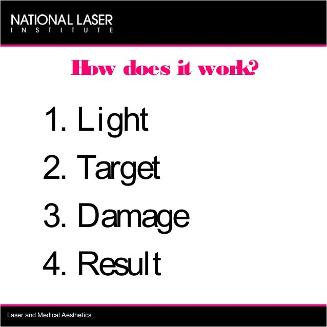 Cosmetic Laser Training Careers!
