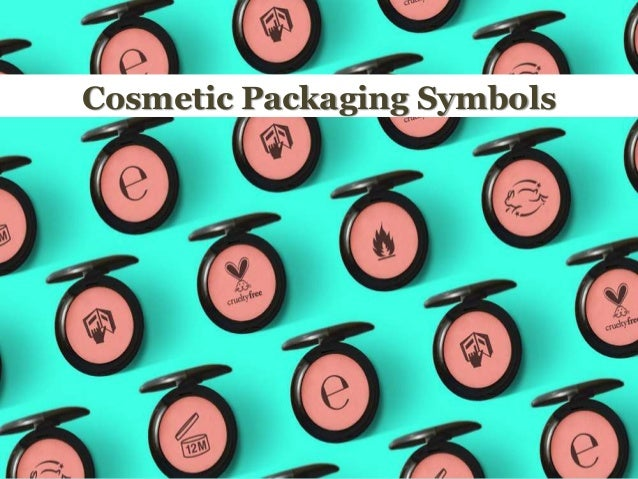 Cosmetic Packaging Symbols Explained