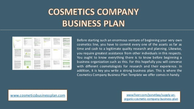 Could You Start Your Own Cosmetics Business?