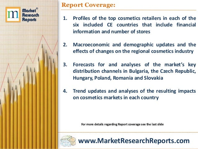 latest report cosmetics retail market in central Read the latest market research reports and trends the 6th nielsen africa prospects report highlights a retail loyalty program can be an effective.