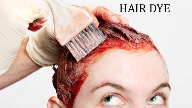 Hair Dye HAIR DYE