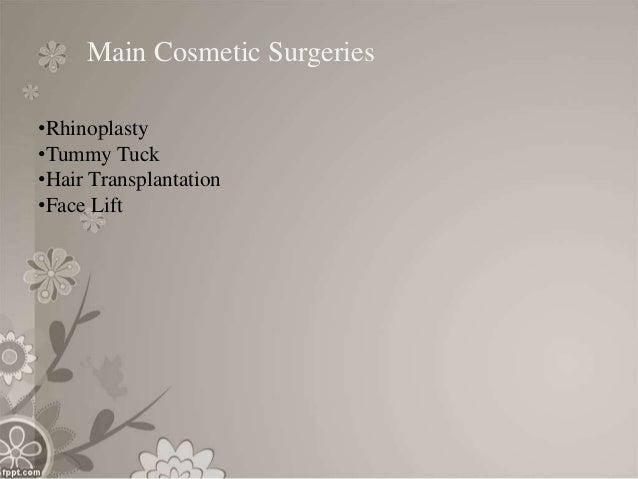 Cosmetic Surgery in Cochin, Kerala Slide 3