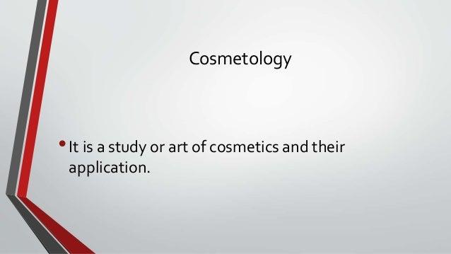 Cosmetology Slide 3