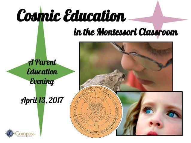cosmic education