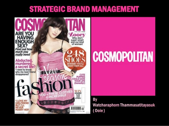 cosmopolitan magazine analysis This thesis' goal is to find whether the ideal american woman has changed through a content analysis of the women on the covers of cosmopolitan magazine over the past 55 years, 1959 through 2014 this content analysis will focus on how the covers changed depending on who was the editor-in-chief at.