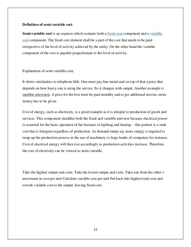 BreakEven Analysis and BreakEven Point – Define Breakeven Analysis