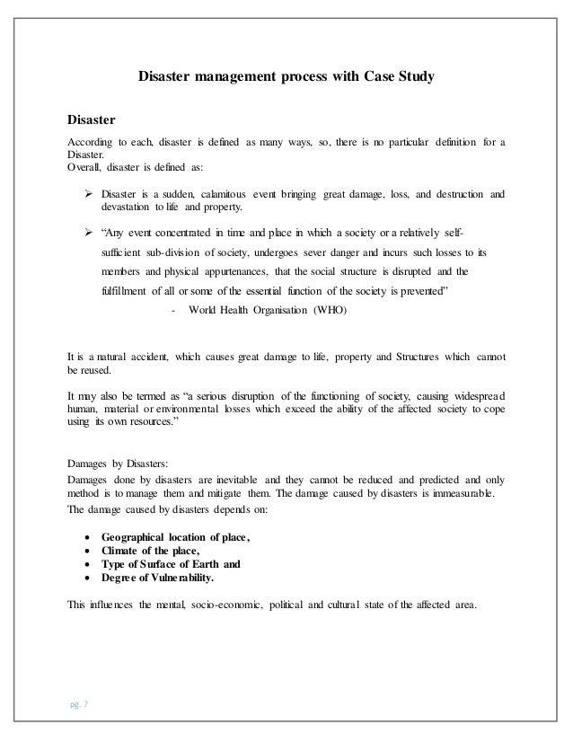 Mnsd essay