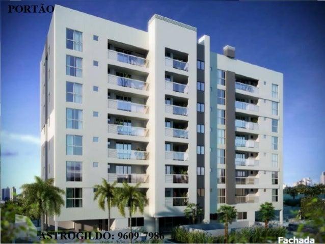 Apartamento PORTÃO / AGUA VERCE  2 E 3 Dormitórios