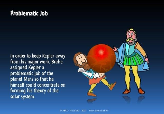 Cosmos [06] Kepler's elliptical orbits