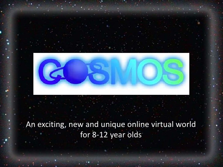 An exciting, new and unique online virtual world<br />for 8-12 year olds<br />