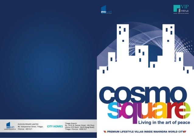 VIP Housing's Cosmo square