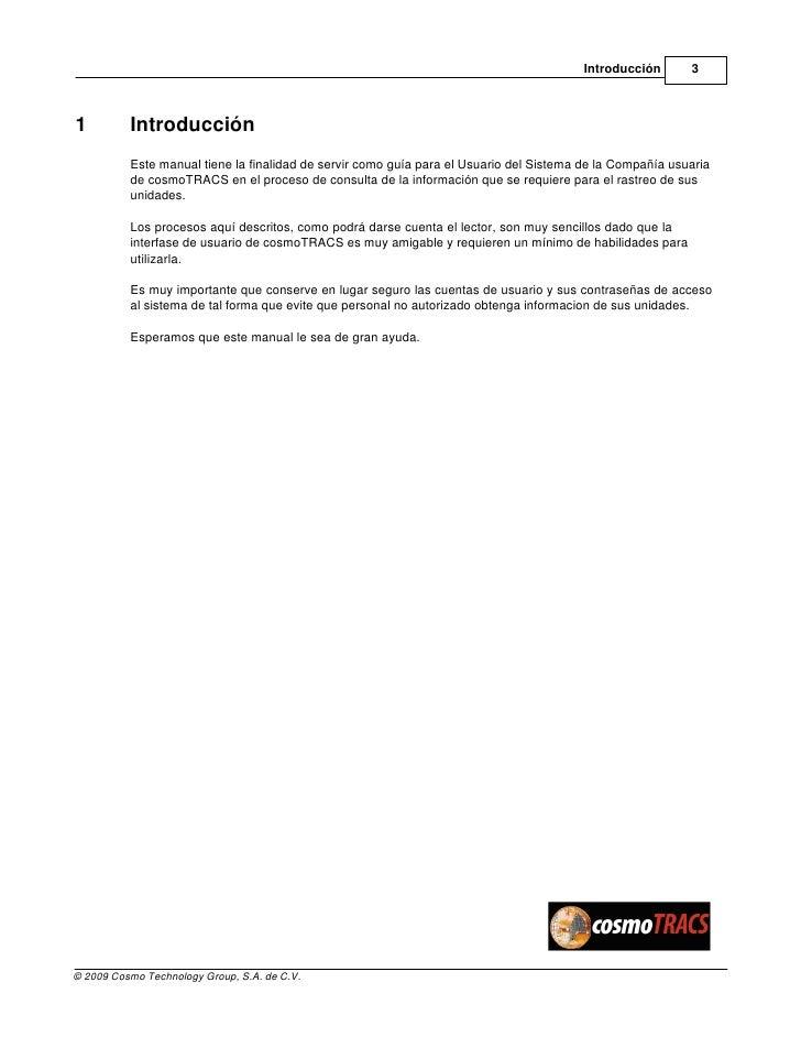 cosmoTRACS - Manual del Usuario [Suite Premium de Rastreo y Localizac…