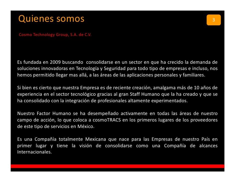 cosmoTRACS - Rastreo y Localización Satelital GPS en México - Vehícul…