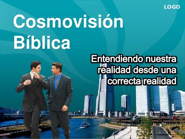 LOGO Cosmovisión Bíblica