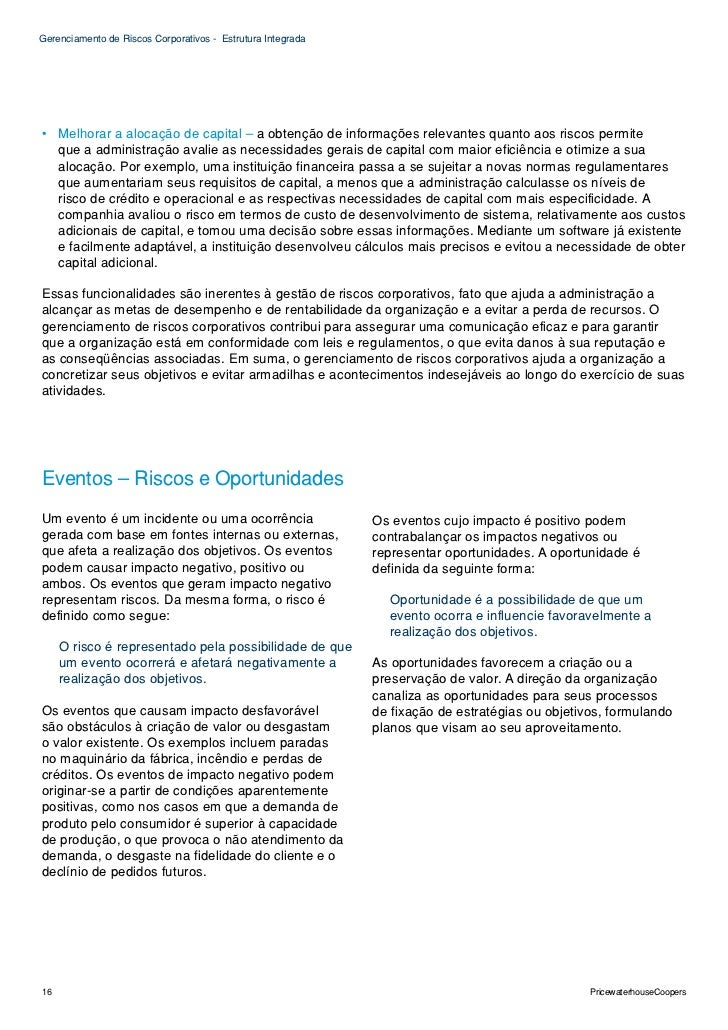 coso erm executive summary pdf