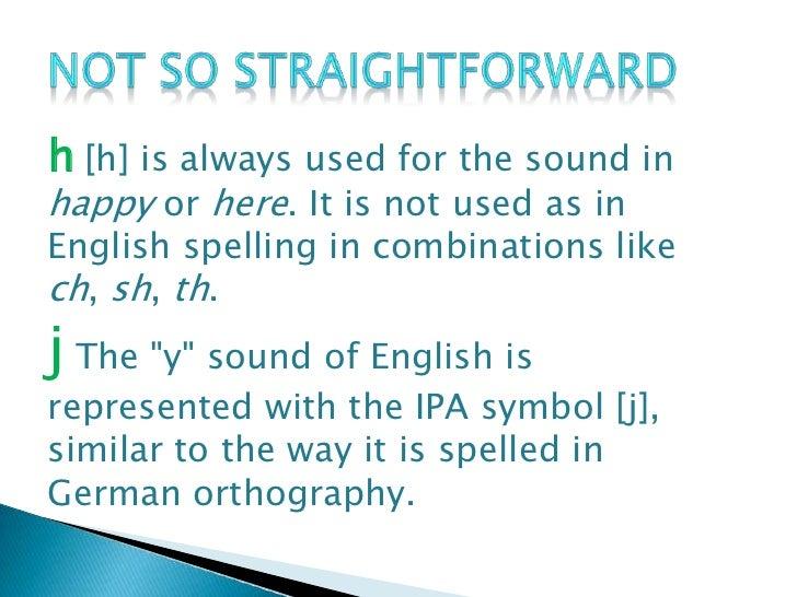 Cosonant Phonetic Symbols