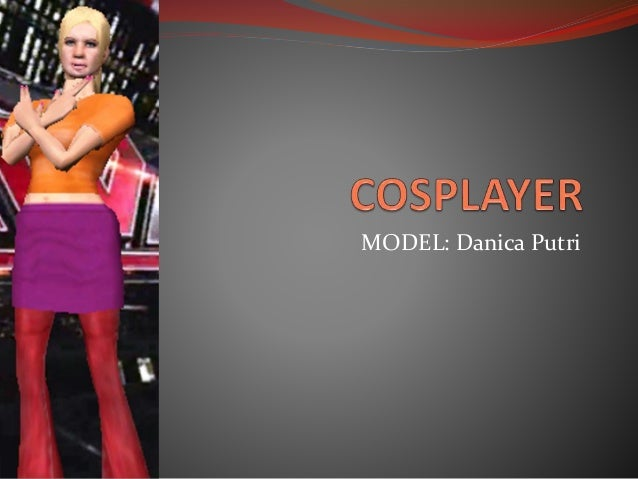MODEL: Danica Putri