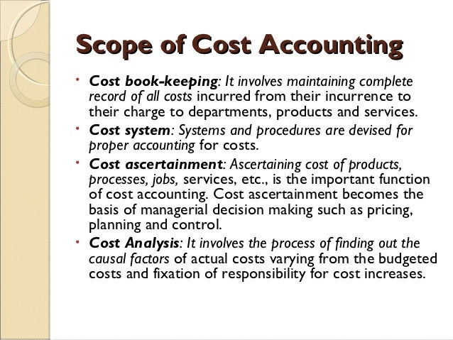 importance of product costing Standard costing is an important subtopic of cost accounting standard costs are usually associated with a manufacturing company's costs of direct material, direct labor, and manufacturing overhead standard costs are usually associated with a manufacturing company's costs of direct material, direct labor, and manufacturing overhead.