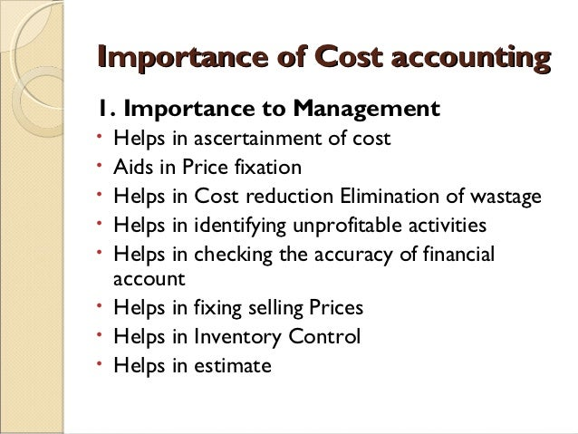 Accounting standards and their importance