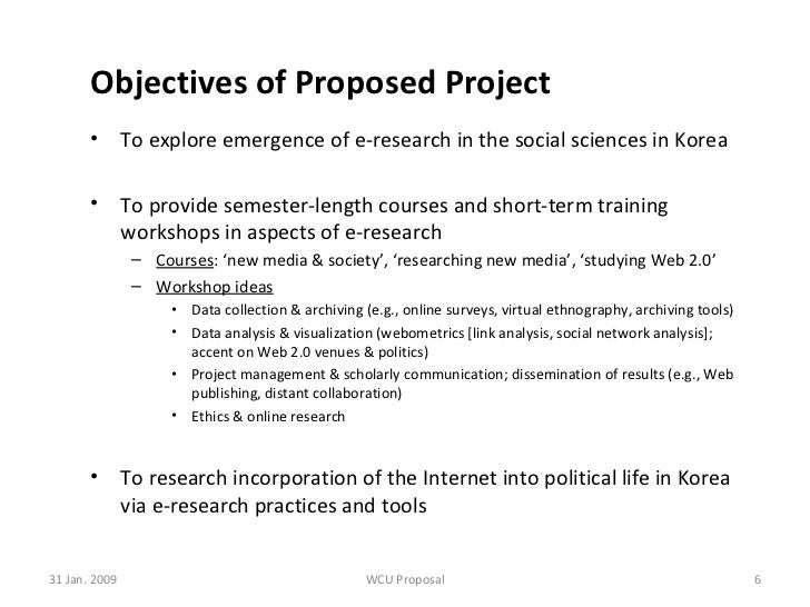social analysis project proposal Guidelines on writing a graduate project thesis analysis and requirements stated in the thesis should match those stated in the project proposal if.