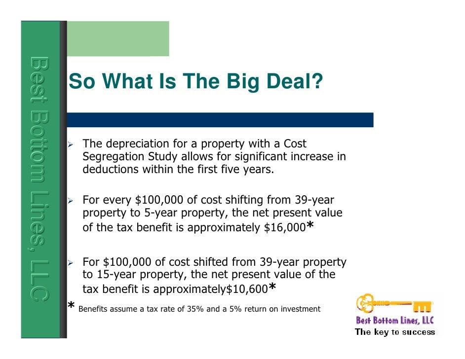 Cost Segregation | Cost Segregation Services | Cost ...