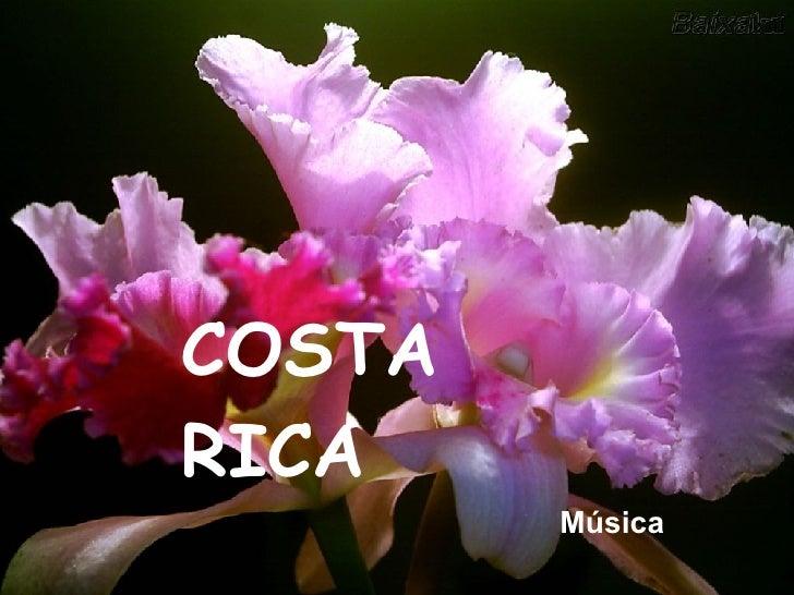 Música COSTA RICA