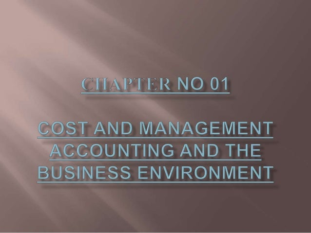 """   """"Cost accounting is the process of recording,    classifying, allocating and reporting the various    costs incurred i..."""