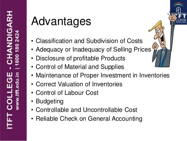 What do you mean by material costing?