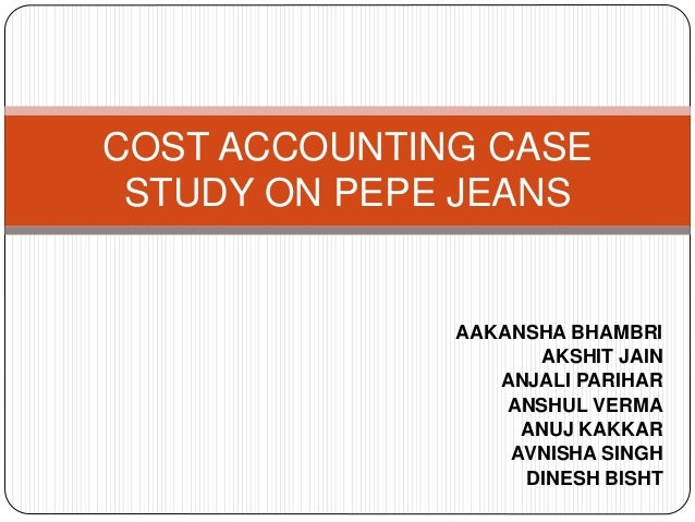 Case Study: Pepe Jeans