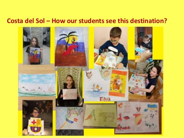 Costa del Sol – How our students see this destination?
