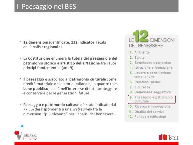 L. Costanzo, A. Ferrara, M. Greco - Paesaggio rurale: indicatori di benessere e nuove misure Slide 3