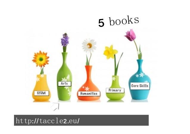 http://taccle2.eu/  5 books