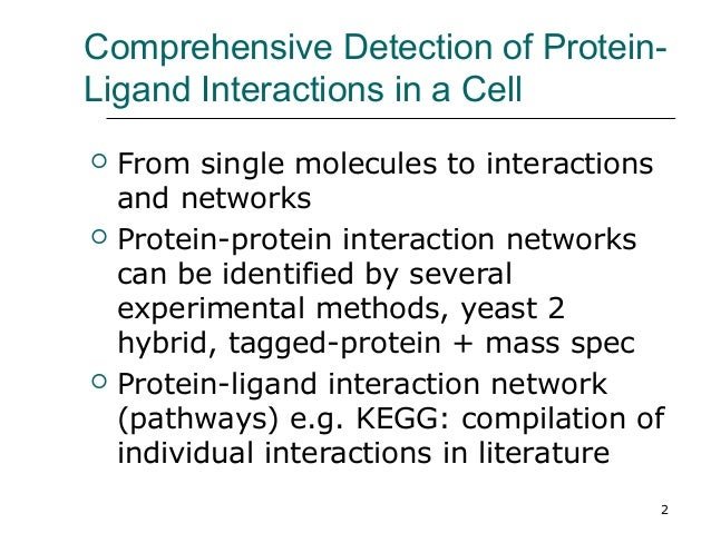 Discovery of Ligand-Protein Interactome