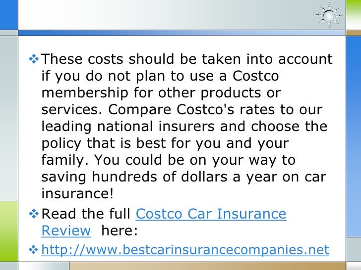 Costco Auto Insurance Quote Adorable Costco Auto Insurance