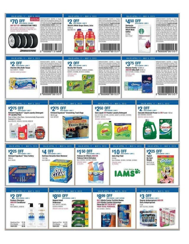 Costco coupons apr 11 may 5