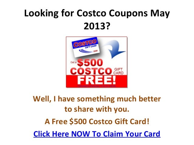 Yes video costco coupon code / Realistic couponing 4 u