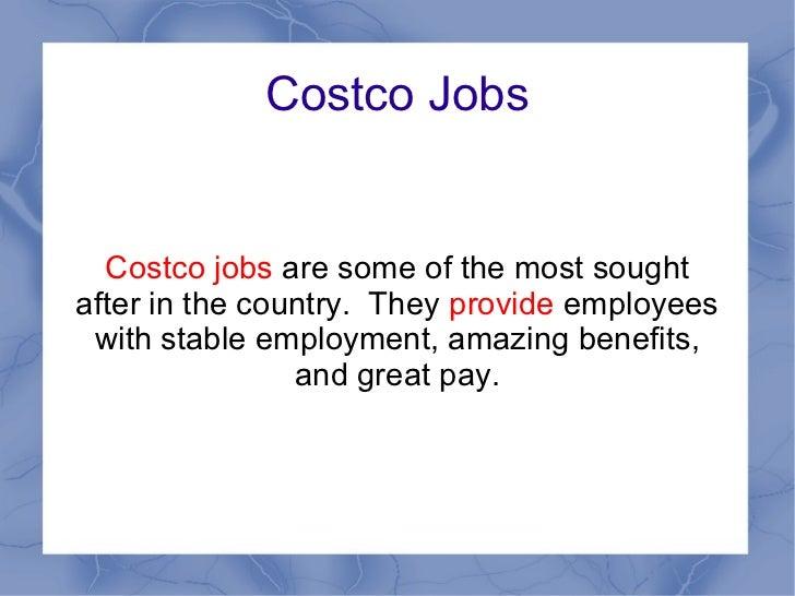 Costco Jobs Acurnamedia