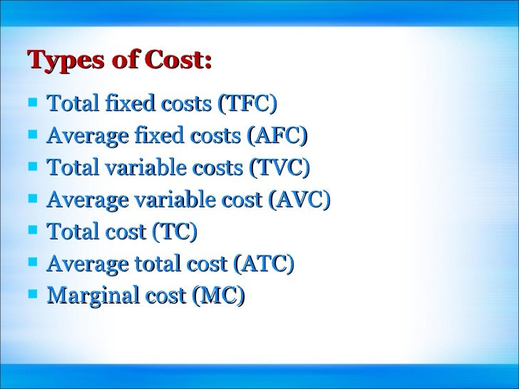cost concepts In this deep dive lecture from wiley cpaexcel, prof allen bizzell explains one of  more challenge topics on the bec section of the cpa exam: cost concepts.