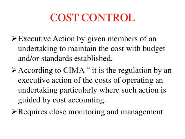 ceo cost controls essay Cost estimating and project controls closing the loop cost engineering is proud to welcome you to the cost engineering event 2015, the fi fth edition of  the goal of the cost engineering event is to bring cost estimating and cost control closer together the presentations of this event hold the views from industry experts on how to close.
