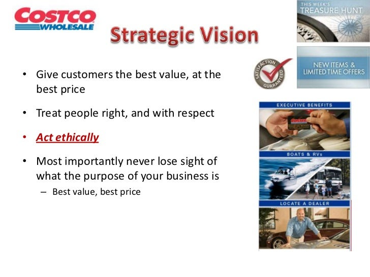 costco strategic issues Discover how costco's retail innovation has created the costco craze, in the united states and ten foreign countries.
